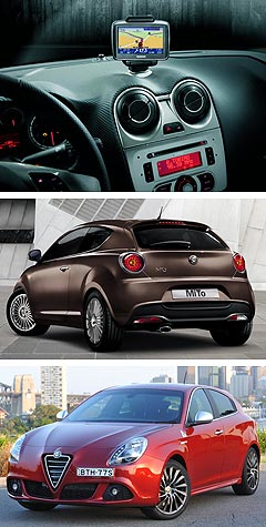 Alfa Romeo2011 MiTo center image