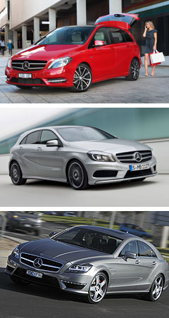 Mercedes-Benz2013 CLA center image