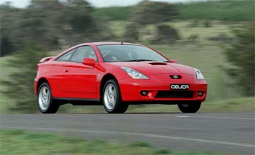 1999 Toyota Celica ZR coupe | GoAuto - something