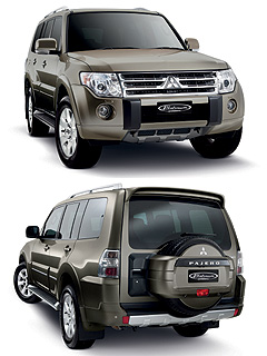 MitsubishiPajero center image
