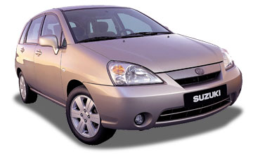 2001 Suzuki Liana range Car Review