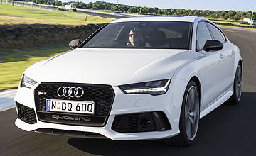 2016 audi a7 rs7 sportback performance goauto our opinion. Black Bedroom Furniture Sets. Home Design Ideas