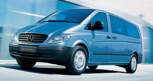 Mercedes-Benz Vito Cash-back: Mercedes-Benz is offering a sweetener on remaining 2010 Euro 4 Vito van stock.