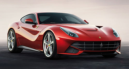Ferrari F12 Berlinetta Start saving: Ferrari's F12 Berlinetta will cost $600,000 when it goes on sale this year.