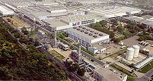 Suzuki  Site of violence: Maruti Suzuki's plant at Manesar, where Alto production has stopped after fatal riots.