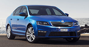 Skoda  High-end moves: Most Skoda buyers are coughing up for the range-topping Octavia RS and the car-maker thinks consumers are happy to pay $50,000 for a new Skoda.