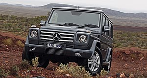 Mercedes-Benz G-Class G350 BlueTecGo anywhere... again: Australian defence contract prompts Mercedes-Benz to bring back the G-Wagen for public sale.