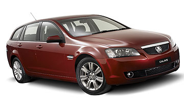 2008 Holden Commodore Sportwagon Car Review