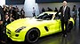 Mercedes-Benz 2015 SLS AMG E-Cell