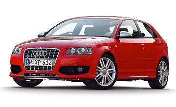 2007 Audi A3 S3 3-dr hatch Car Review