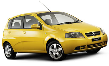 2005 Holden Barina hatch Car Review