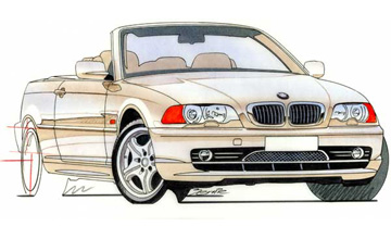 2000 BMW 3 Series 330Ci convertible Car Review