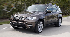 BMW 2010 X5 X-fighter: Upgraded X5, due here in June, brings more performance, economy and options, plus new variant names and an eight-speed auto.