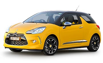 2010 Citroen DS3 DSport 3-dr hatch Car Review