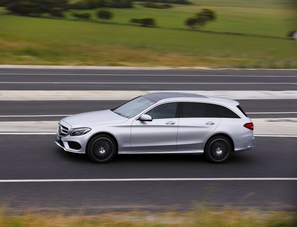 mercedes c class hybrid and wagons land goauto. Black Bedroom Furniture Sets. Home Design Ideas