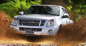 Isuzu 2008 D-Max On its way: Isuzu's own D-Max will be sold here via up to 50 new dealers.