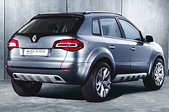 Renault2008 Koleos center image