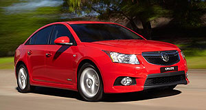 Holden 2016 Cruze Future Cruze: Holden is not denying that the next generation Cruze will be one of two vehicles built locally over the next decade.