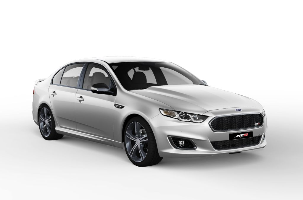 Fords Most Powerful Xr8 Goes All Gt Goauto