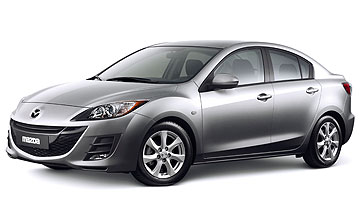 2009 Mazda Mazda3 Diesel range Car Review