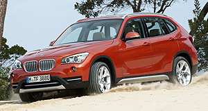 BMW X1 Tweaked: The four-variant BMW X1 line-up now includes two diesel and two petrol options, with prices now starting slightly higher at $44,500 plus on-road costs.