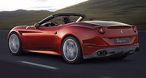 Ferrari California TT time: Ferrari's California T is now available with a $15,750 Handling Speciale pack and cashed-up buyers can expect to take delivery later this year.
