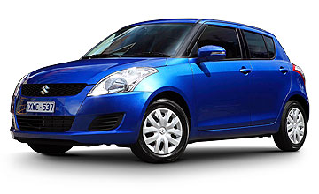 2011 Suzuki Swift GL 5-dr hatch Car Review