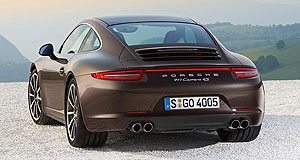 Porsche 911 Carrera 4Traction stations: Porsche's new 911 Carrera 4S Coupe sports a refined version of the company's all-wheel-drive system.