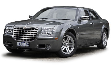 2005 Chrysler 300C sedan range Car Review