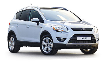 2012 Ford Kuga 5-dr wagon Car Review