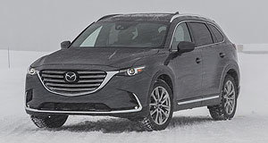 Mazda  Let's go shopping: Mazda will market its new-generation CX-9 SUV at shopping centres around Australia.