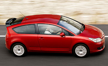 2005 Citroen C4 VTS coupe | GoAuto - Our Opinion
