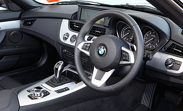 2011 BMW Z4 sDrive20i and sDrive28i | GoAuto - Interior shot