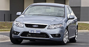 Ford  Model re-arrange: The Falcon G6 has been waved goodbye by Ford in NZ.