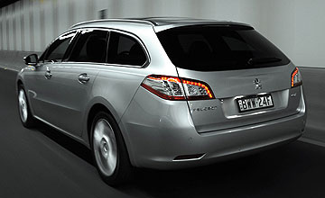 2011 Peugeot 508 Sedan and wagon range | GoAuto - something