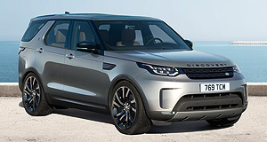 Land Rover  Family planning: The Discovery brand will include more models, but the most recent one is the new-generation Discovery that lobs in Australia this year.