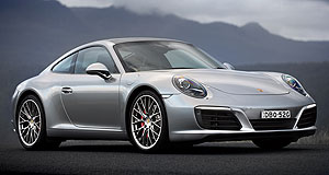 Porsche 911 Puff daddy: Porsche's facelifted 911 Carrera gets active suspension as standard equipment, to not only aid handling but smooth out the bumps.
