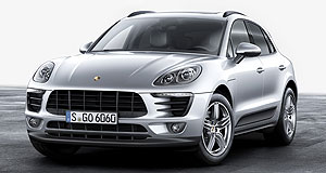 Porsche 2017 Macan Just wait: Porsche's four-cylinder Macan will become the German company's most affordable model when it lands in Australia in 2017.