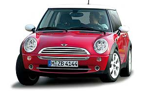 Mini Hatch Hot stuff: The Mini range has been doubled with the addition of the locally developed Chilli specification.