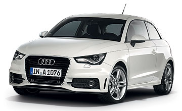 2010 Audi A1 3-dr hatch range Car Review