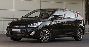 Hyundai 2013 i30 SRHot shots: The Hyundai Accent SR (left) and i30 SR (below) could on sale in Australia as early as August.