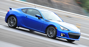 Subaru BRZ On the BRZ: Buyers wanting a BRZ face a wait of more than six months, even if Subaru succeeds in securing extra supplies.