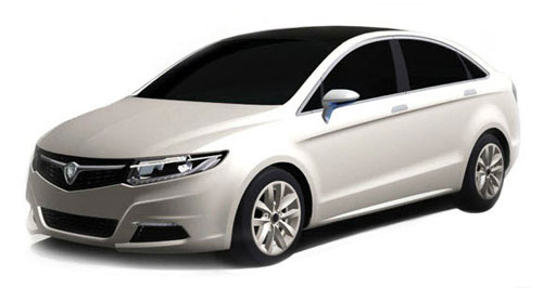 Proton 2012 Persona Inspired sedan: Espire concept previews next year's all-new Persona sedan.