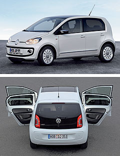 Volkswagen2012 Up! center image
