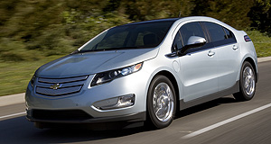 General News  Winner: The Chevrolet Volt was rated the most appealing model in the compact car segment, reflecting US car buyers' increasing approval of smaller cars.