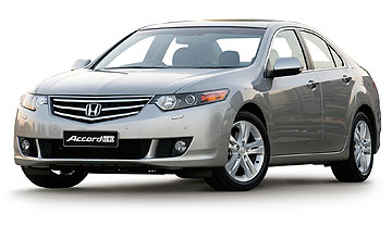 2008 Honda Accord Euro sedan range Car Review