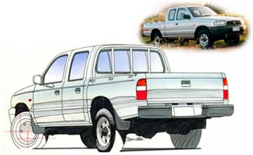 1999 Mazda B2500 For Sale