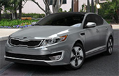 Kia2013 Optima Turbo center image