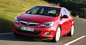 Opel  Back to black: Opel this week laid out 10 measures it will take to speed its return to profitability.