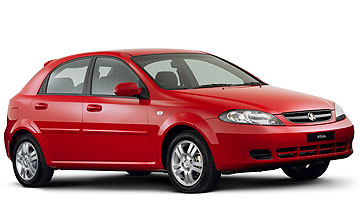 2005 Holden Viva range Car Review